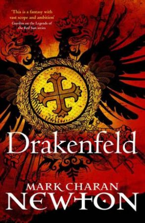 Drakenfeld by Mark Charan Newton