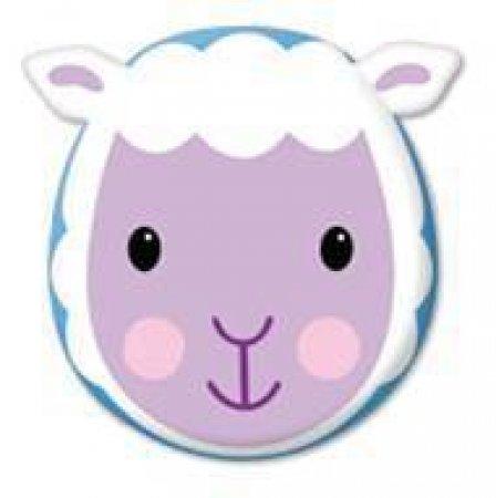 Cuddly Cloth Puppets: Sleepy Sheep!