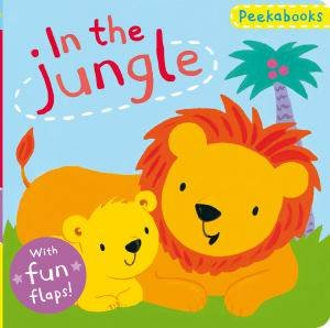 Peekabooks: In the Jungle by Emily Bolam
