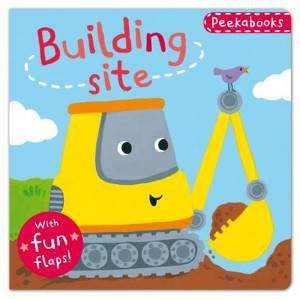 Peekabooks: Building Site by Emily Bolam