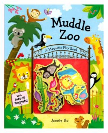 Muddle Zoo by Jannie Ho