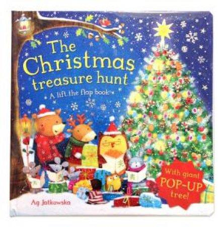 The Christmas Treasure Hunt by Ag Jatkowska & Nick Denchfield