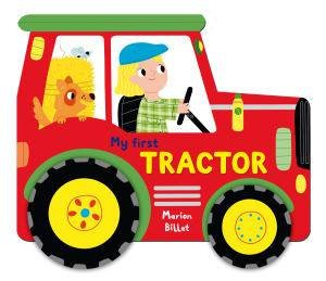 Whizzy Wheels: Tractor by Marion Billet