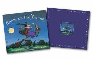Room on the Broom (Gift Edition) by Julia Donaldson