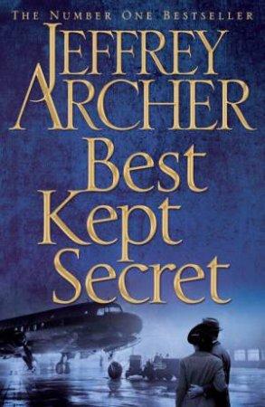Best Kept Secret (Audio CD) by Jeffrey Archer