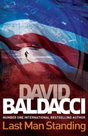 Last Man Standing by David Baldacci