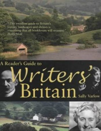 A Reader's Guide To Writers' Britain by Sally Varlow