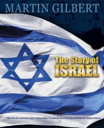 Story of Israel by Martin Gilbert