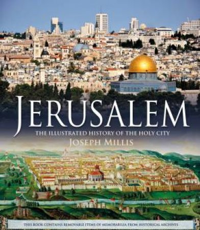 Jerusalem by Millis Joseph