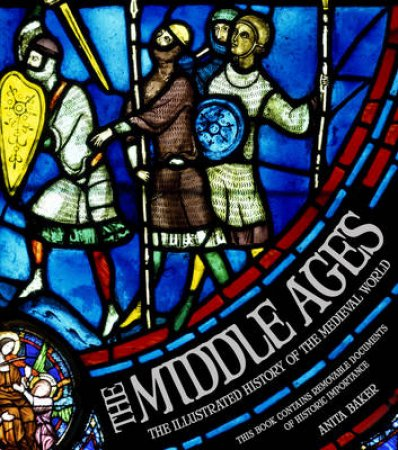 The Middle Ages, Treasures of by Anita Baker