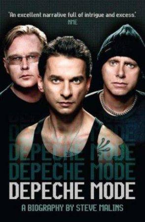 Depeche Mode by Steve Malins