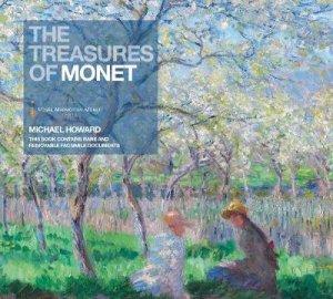 Treasures Of Monet by Michael Howard