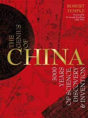 Genius of China by Temple Robert