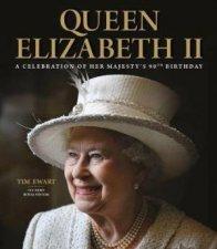 Queen Elizabeth by Tim Ewart