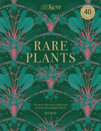 Rare Plants by Ed Ikin