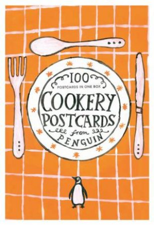 Cookery Postcards from Penguin: One Hundred Postcards in One Box by John Hamilton