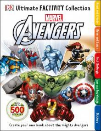Marvel The Avengers: Ultimate Factivity Collection