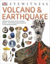 DK Eyewitness Volcano and Earthquake
