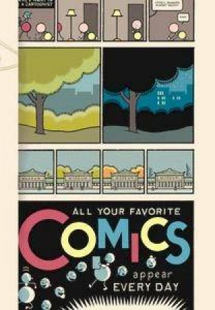 McSweeney's Comics Issue by Chris Ware