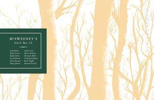 McSweeney's Issue 16 by Dave Eggers