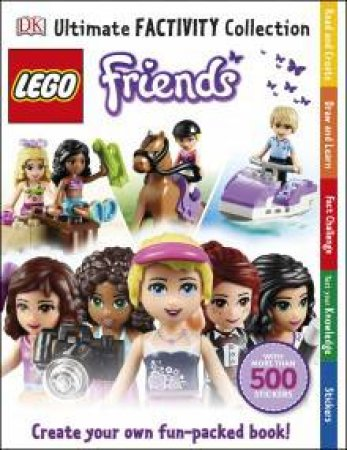 LEGO Friends: Ultimate Factivity Collection by Various