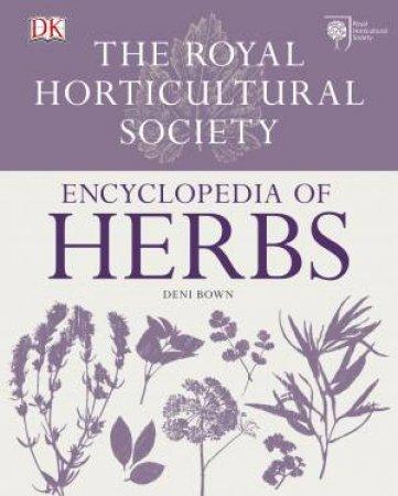 RHS: Encyclopedia of Herbs by Deni Brown
