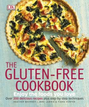 The Gluten-Free Cookbook by Various