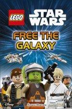 DK Reads Beginning to Read LEGO Star Wars Free the Galaxy