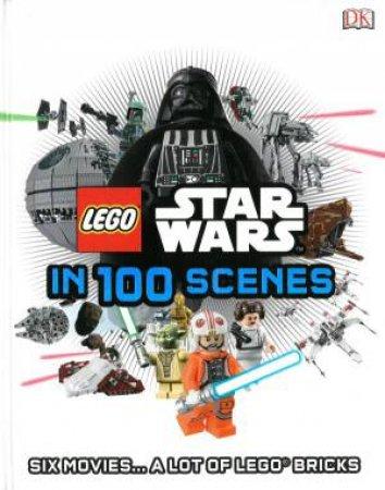 LEGO Star Wars in 100 Scenes by Various