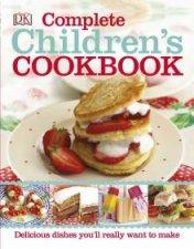 Complete Childrens Cookbook