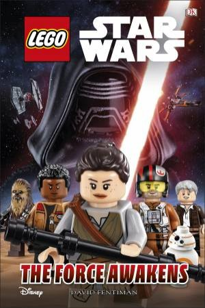 DK Reads: LEGO Star Wars: The Force Awakens by Various
