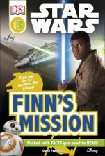 Beginning To Read Alone: Star Wars: Finn's Mission by David Fentiman
