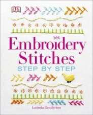 Embroidery Stitches Step By Step