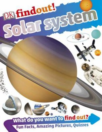 Find Out!: Solar System by Various