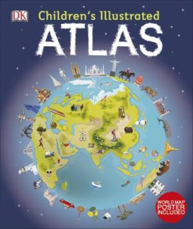 Children's Illustrated Atlas by Various
