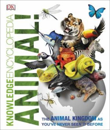 Knowledge Encyclopedia: Animals by Various