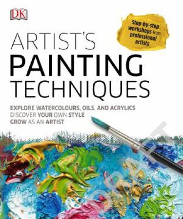 Artist's Painting Techniques by Various