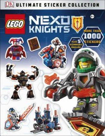 LEGO New Theme: Ultimate Sticker Collec