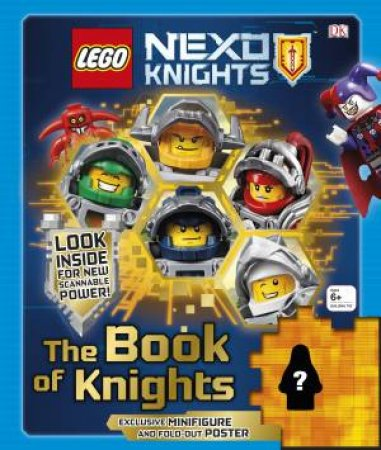 LEGO Nexo Knights: Book Of Knights by Various