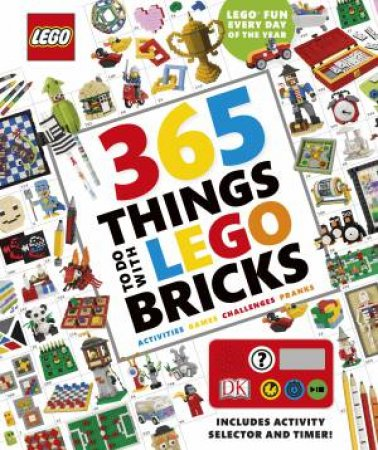 LEGO : 365 Things To Do With LEGO  Bricks by Various