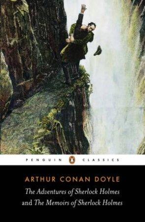 Penguin Classic: The Adventures of Sherlock Holmes by Sir Arthur Conan Doyle