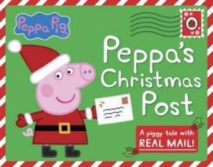 Peppa Pig: Peppa's Christmas Post by Various