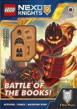 LEGO NEXO KNIGHTS Battle of the Books