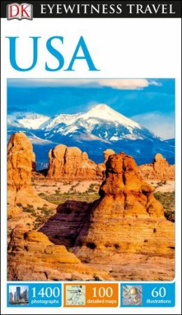 Eyewitness Travel Guide: USA - 7th Ed