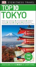 Eyewitness Top 10 Travel Guide: Tokyo (5th Edition) by Various