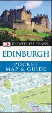 Eyewitness Pocket Map And Guide: Edinburgh - 6th Ed by Various