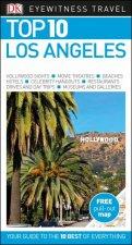 Los Angeles Eyewitness Top 10 Travel Guide by Dk