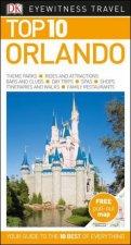 Orlando Eyewitness Top 10 Travel Guide