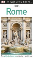 Eyewitness Travel Guide Rome 2018