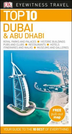 Duba:i Eyewitness Top 10 Travel Guide
